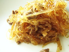 34 - fried cellophane noodles