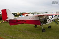 G-CCDY - BMAA HB 275 - Private - Best Off Skyranger 912 - Little Gransden - 100829 - Steven Gray - IMG_2471
