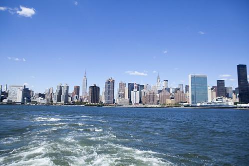Gorgeous view of Manhattan
