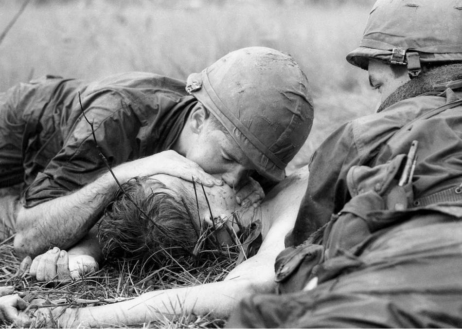 Fotos Reales de la Guerra de Vietnam Fotos de la Guerra de Vietnam