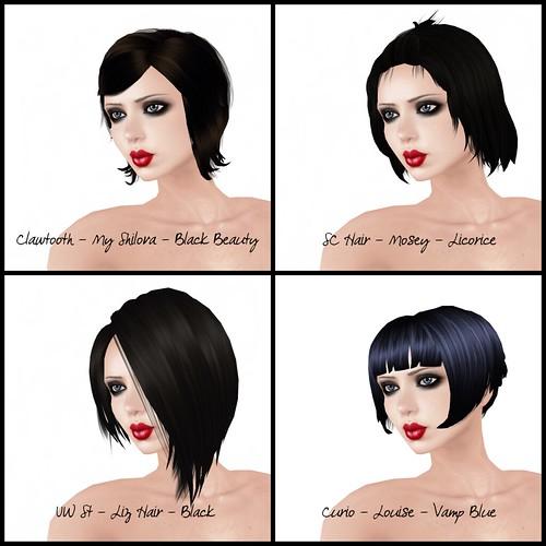 Hair Fair Bobs 2