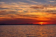 Zadar's sunset #3 (Freddy Adams) Tags: sunset nikon tramonto zadar croazia zara hrvatska d90 dalmazia manfrediadamo freddyadams