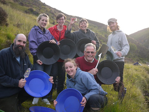 ACJ Gold Panning Weekend - Kildonan Glen 7