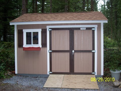Tuff shed 39 s most interesting flickr photos picssr for 10x14 garage door