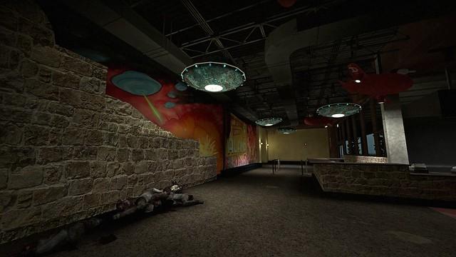 Alamo Drafthouse Lobby