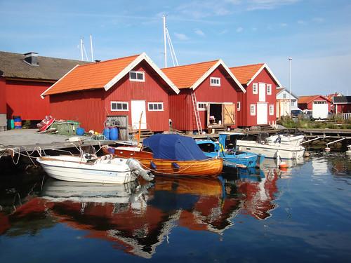 Mollosund, Orust Island, Sweden