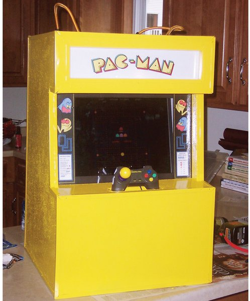 cosplay pacman 2