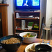 University Challenge and Japanese food