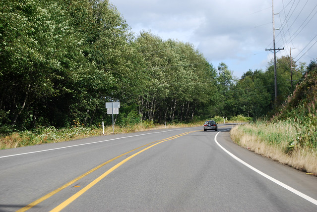 SR 107 west of Melbourne