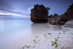 Padang Padang Beach-Bali (Helminadia Ranford) Tags: bali beach indonesia rocks day cloudy uluwatu padangpadang