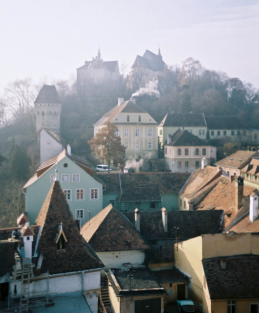 Oldtown Sighisoara