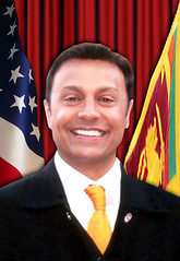 Mr. Jeff M. Goonewardena, Consul General of Sri Lanka in Los Angeles (2010) (South Asian Foreign Relations) Tags: mrjeffmgoonewardena consulgeneralofsrilankainlosangeles2010