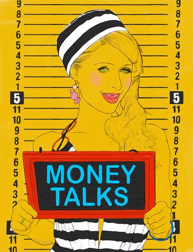 Money talks фото