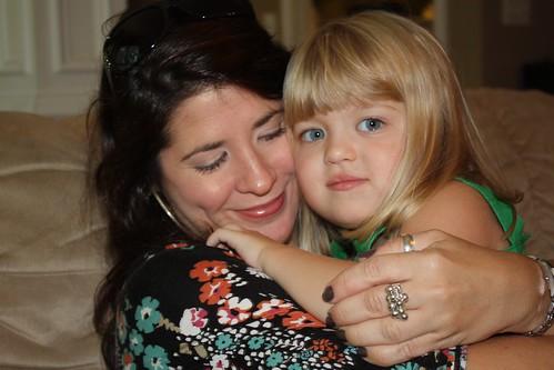 Tracy & Catie
