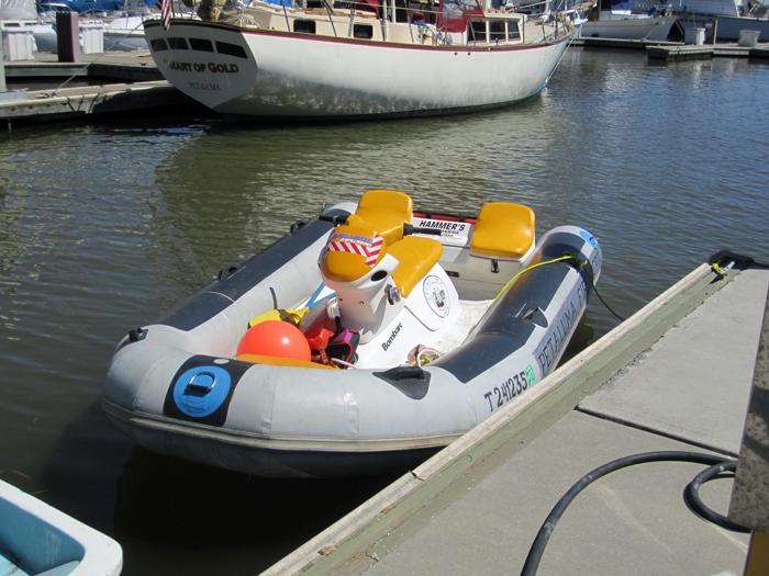 Petaluma Fireboat