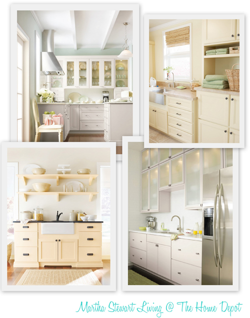 Martha Stewart Living Kitchens