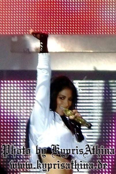 Nicole Scherzinger live in Munich 2009 by kyprisathina