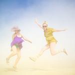 JUMP Burning Man 2010