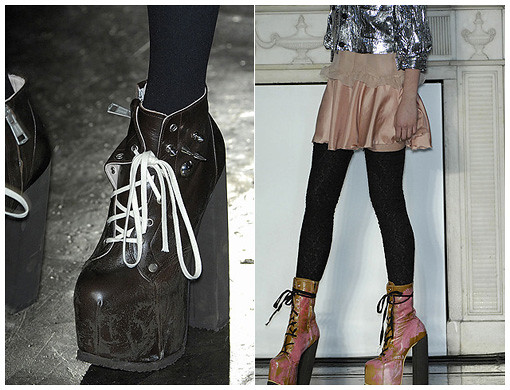 Charles Anastase FW 2009 Dungeon Boots 2
