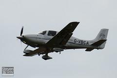 G-VBCA - 2656 - Private - Cirrus SR-22 - Duxford - 100905 - Steven Gray - IMG_5909