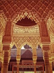 ` (Elohim Barros) Tags: roof españa espanha alhambra granada generalife teto spainalhambra