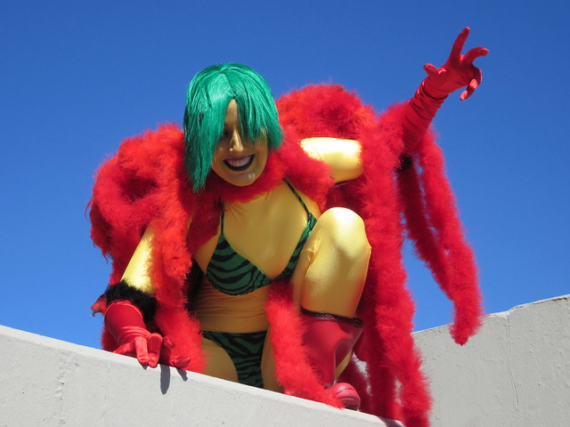 Creeper at DragonCon 2010
