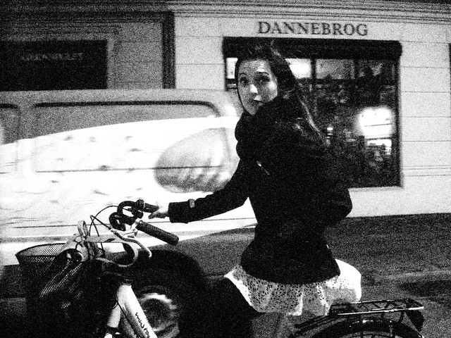 Copenhagen Night and Eva