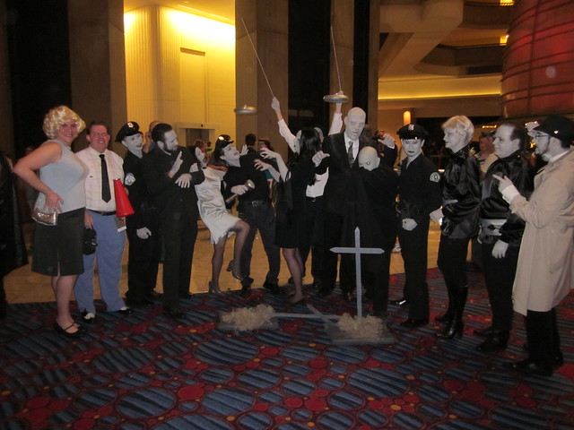 Plan 9 from Outer Space at DragonCon 2010