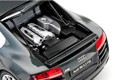 Kyosho Audi R8 5.2 2