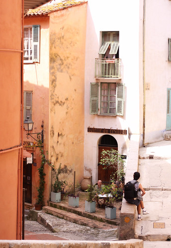 Old Town in Menton -6
