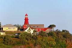 red lighthouse canada nikon quebec mercury free historic fresnel dennis jarvis clockwork gaspe d300 iamcanadian gaspepeninsula 18200vr 70300mmvr dennisjarvis archer10 lamartrelighthouse dennisgjarvis lamartredegaspé