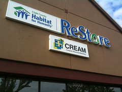 Clark County Habitat for Humanity ReStore in Vancouver Washington