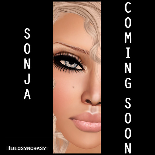SONJA-COMING SOON