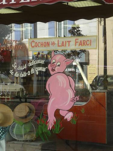Cochon de Lait Farci