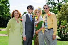 Chrissy's family