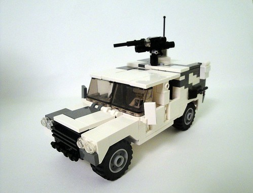 C106 General Purpose Multi Role Vehicle