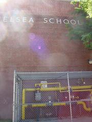 May 7: Chelsea School