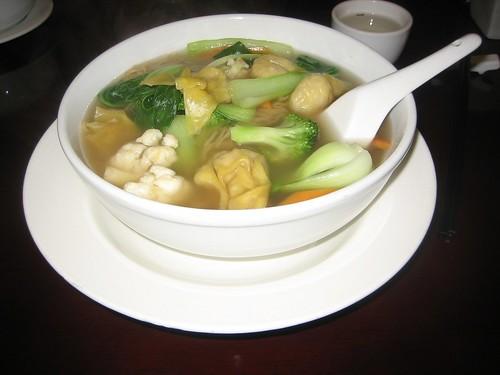 wonton noodles at ec