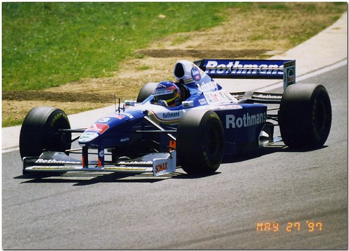 jacques villeneuve 1997. Jacques Villeneuve Williams