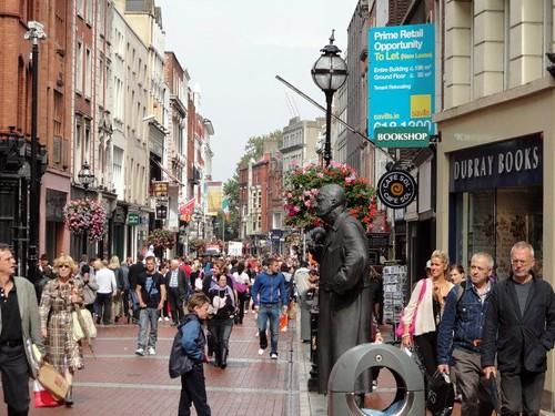 Grafton St. - Dublin