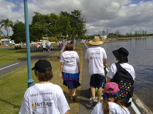 Parkinson's Qld Unity Walk