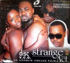 Strange Act