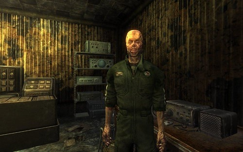 Meet The Companions Of Fallout: New Vegas - Raul