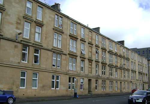 The Hidden Glasgow Forums View Topic Tenement Query