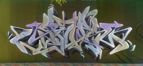 Wildstyle tridimensional