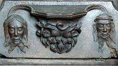 misericord medieval woodwork