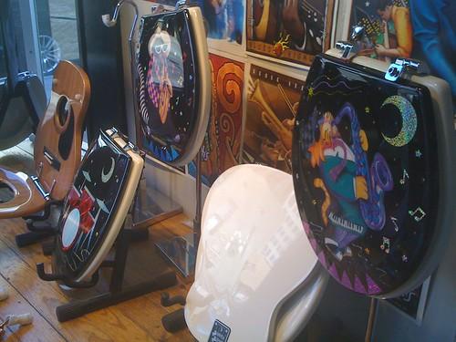 Musical Toilet Seats
