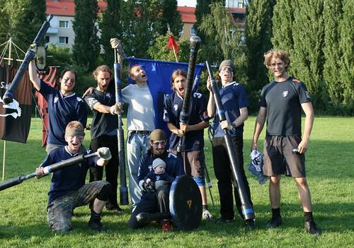 Deutsche Meisterschaft 2010 - Falco jugger