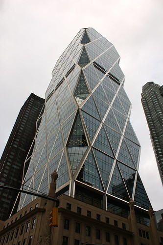 Hearst Corp Tower by Norman Foster, New York