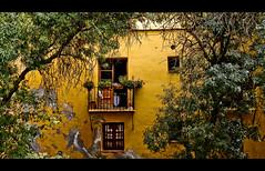 El balcón escondido... (InVa10) Tags: